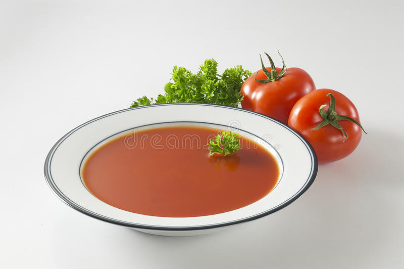 Potage de tomate