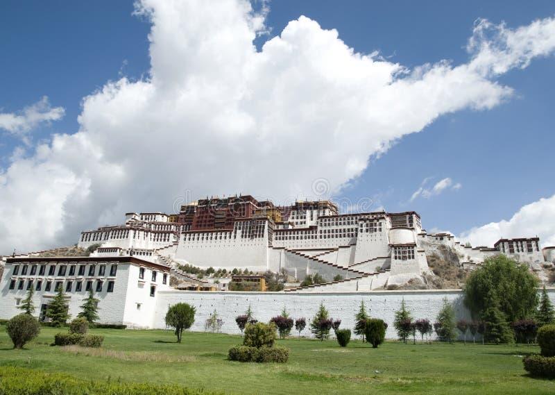 Download Potala palace stock image. Image of dalai, asia, historic - 14852847