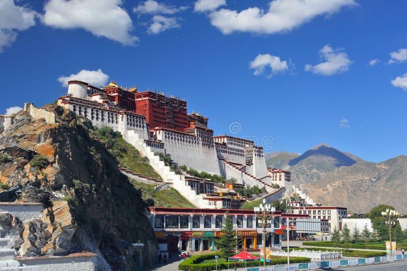 Download Potala palace 3 editorial image. Image of china, landmark - 26816895