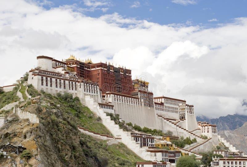 Download Potala Palace (in Lhasa, Tibet) Stock Photo - Image: 16363846
