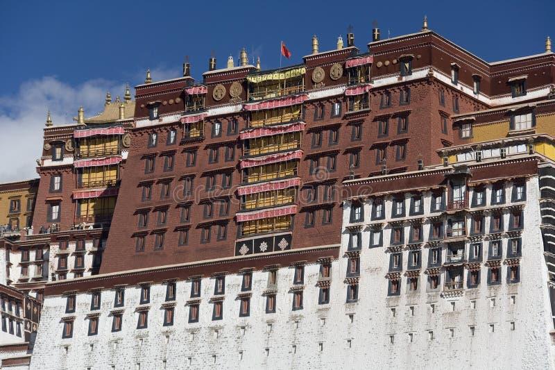 Download Potala Palace - Lhasa - Tibet Stock Photo - Image of china, landmark: 20722780