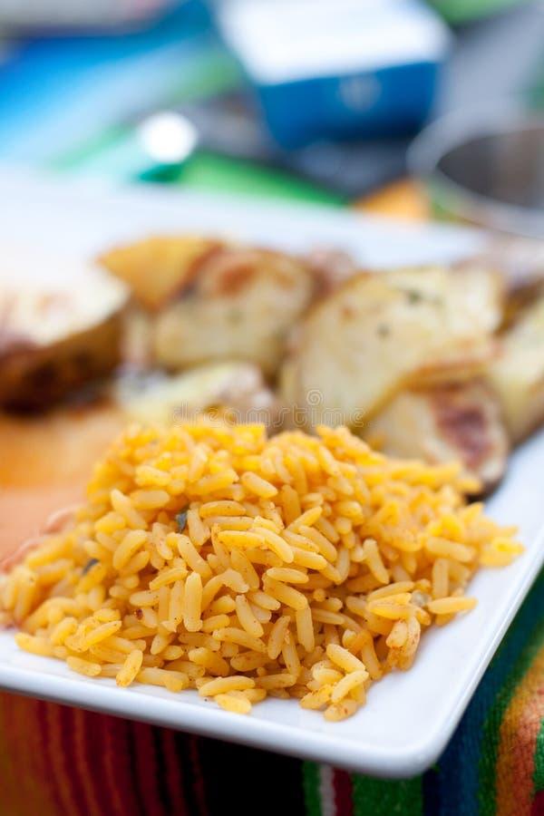 Download Potatisrice arkivfoto. Bild av rice, vitt, potatisar - 19780076