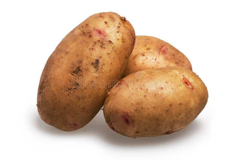 Download Potato Royalty Free Stock Photo - Image: 2766535