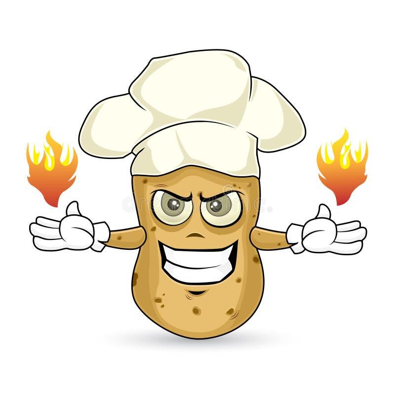 Download Potato - Burn Royalty Free Stock Photo - Image: 23551195