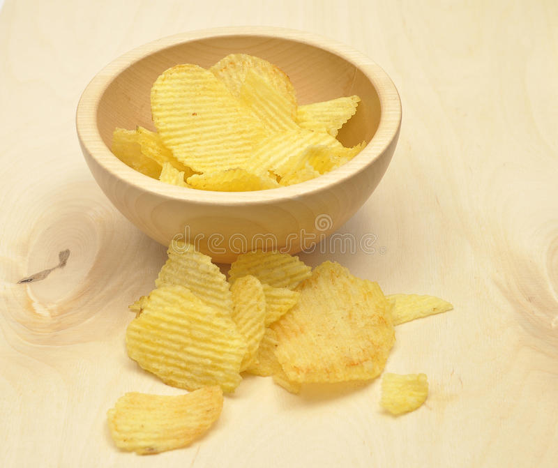 Download Potato Chips Royalty Free Stock Photography - Image: 12747457