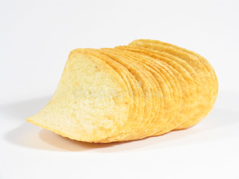 Download Potato Chips stock image. Image of slices, closeups, spice - 17487
