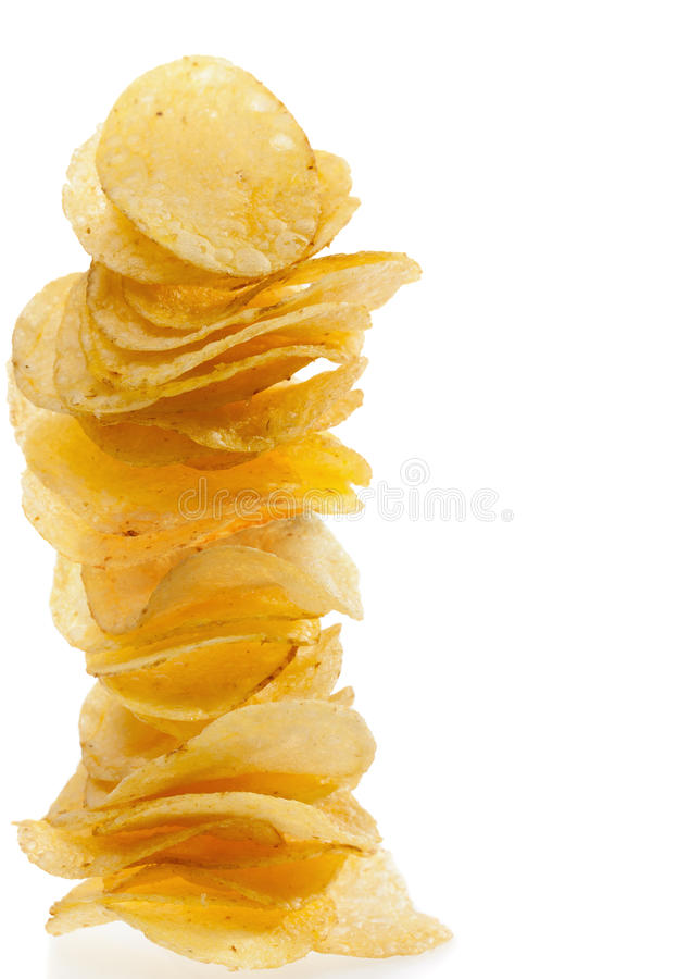 Free Potato Chips Stock Photos - 23821703