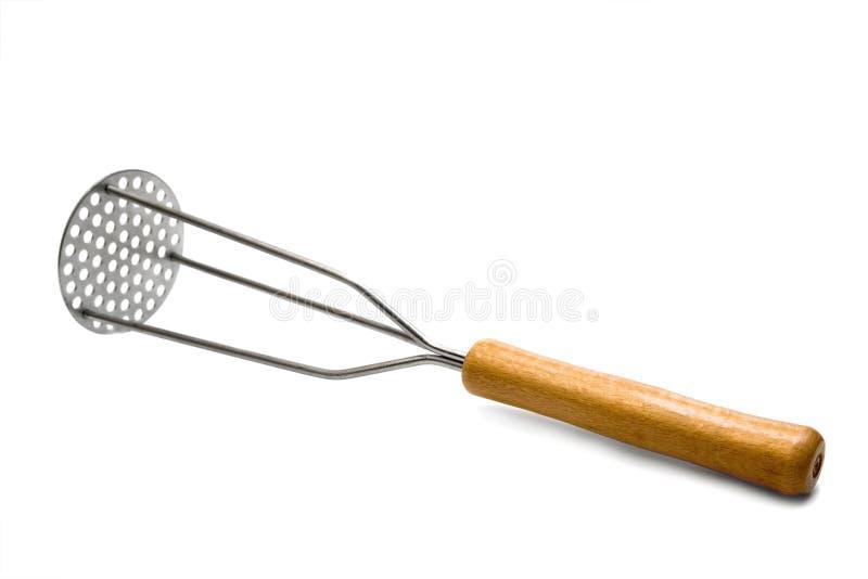 Download Potato masher ricer stock image. Image of metal, household - 13395505