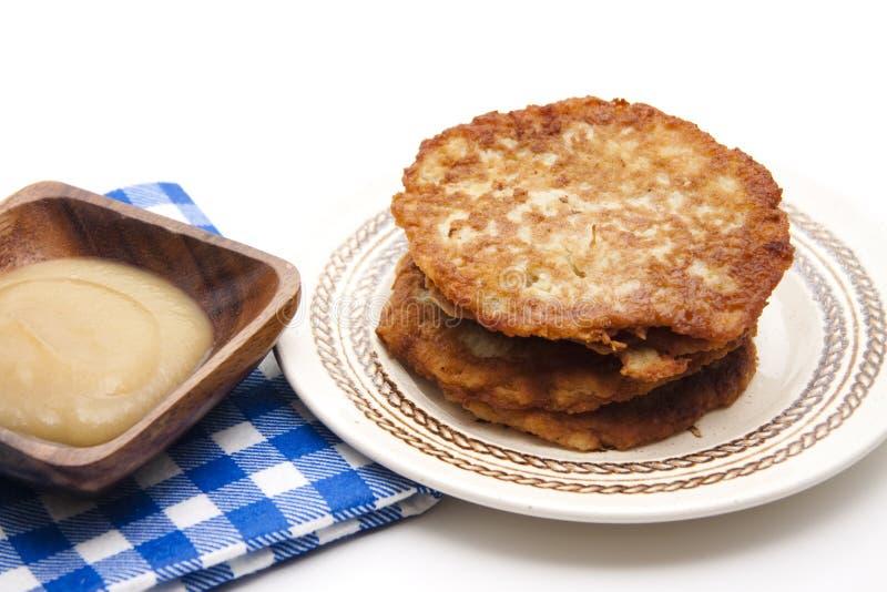 Potato pancake crisply