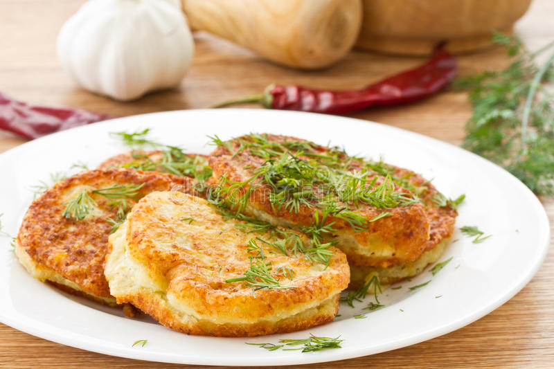Download Potato pancakes stock image. Image of cooking, delicious - 29296775