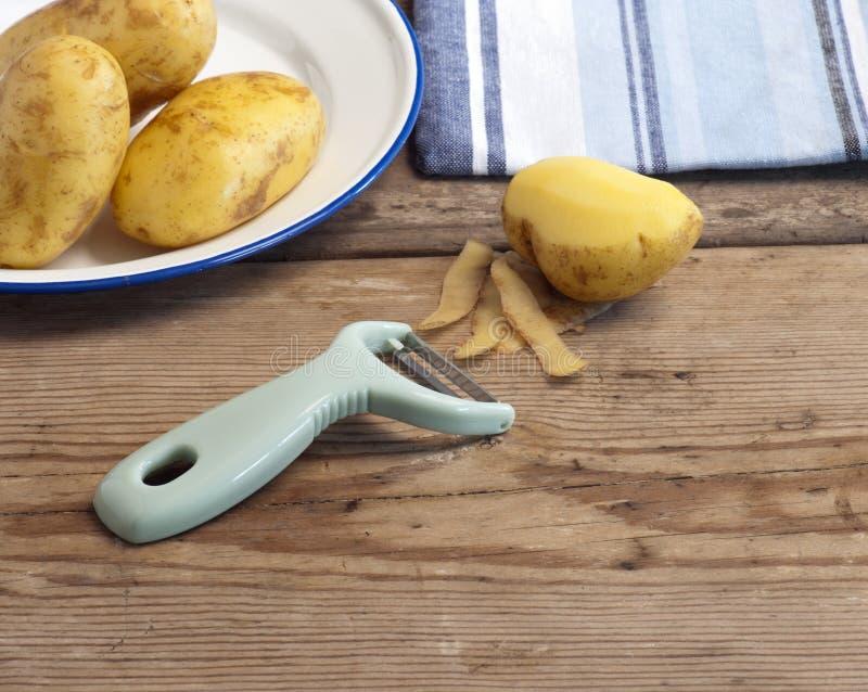 Potato Peeler royalty free stock images