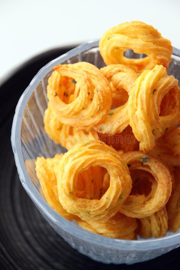 Download Potato Rings stock photo. Image of snack, bowl, rings - 19462574