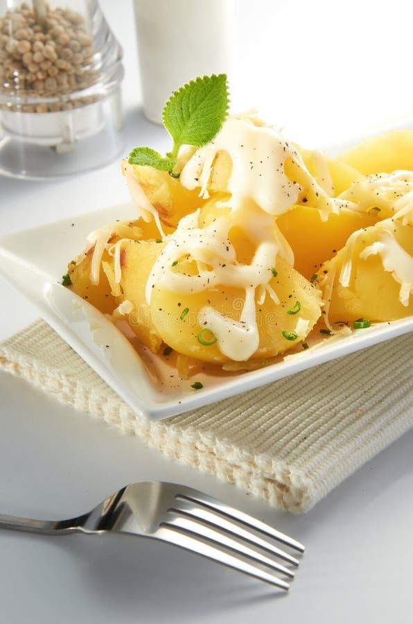 Download Potato Salad stock image. Image of diet, snack, harvest - 21990351