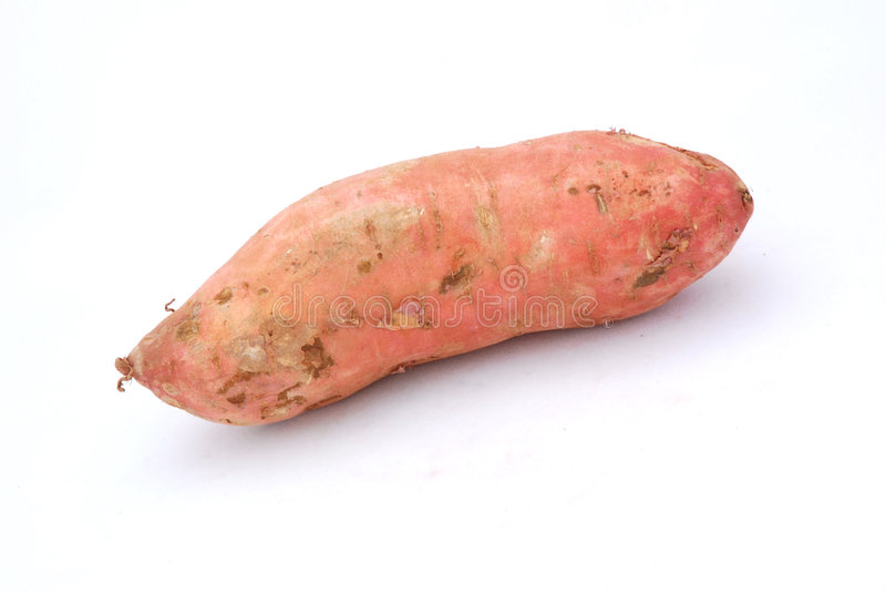potato sweet 免版税库存图片
