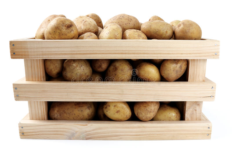 Download Potatoes stock image. Image of healthy, cultivate, groceries - 22069269