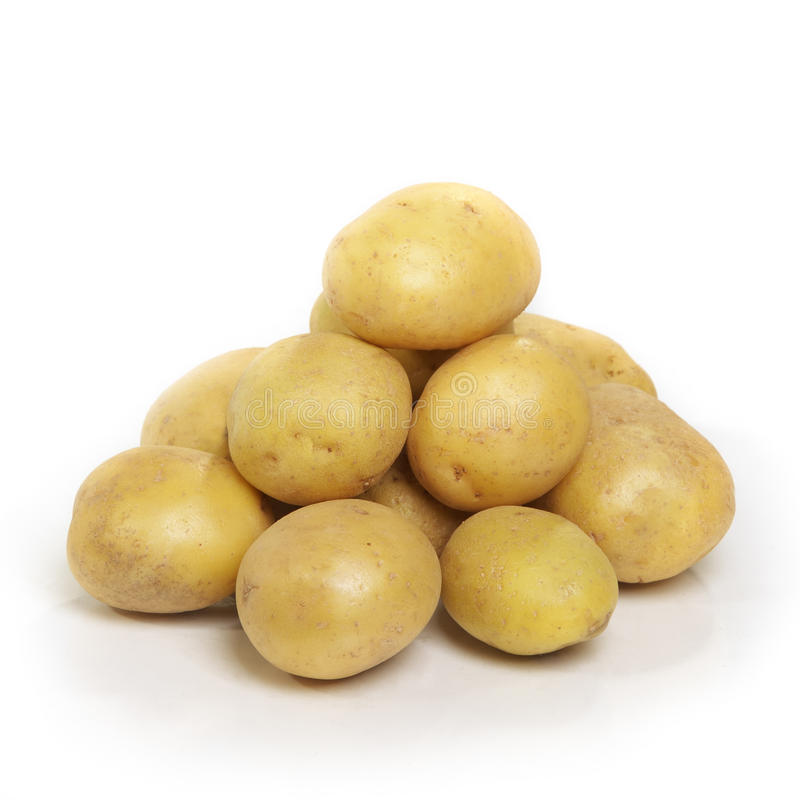 Download Potatoes stock image. Image of fuel, diet, organic, baked - 24819185