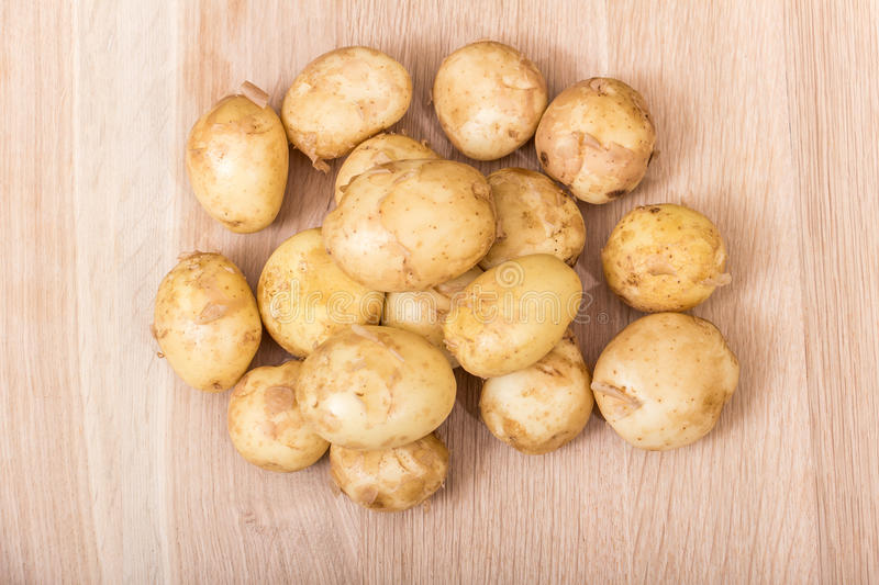 potatoes images libres de droits