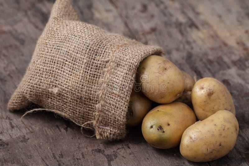 potatoes photographie stock