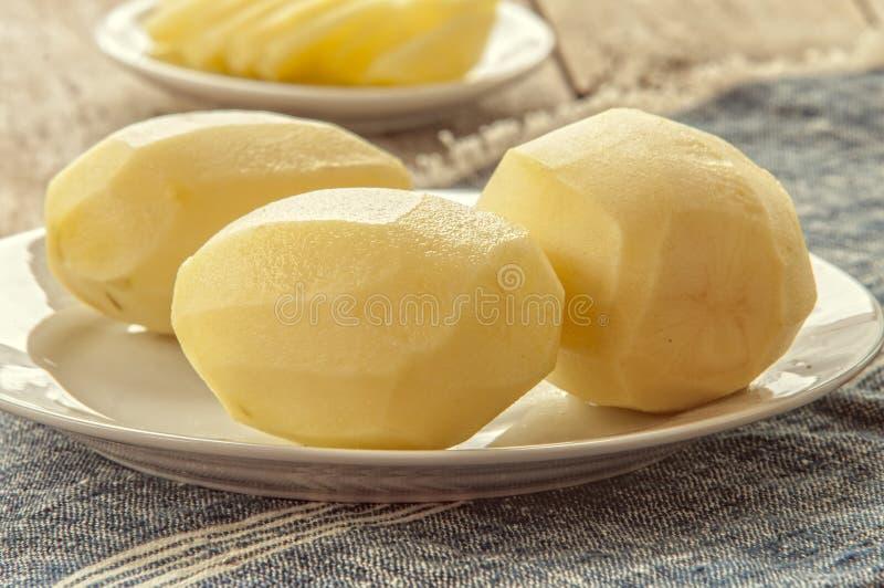 potatoes photos libres de droits