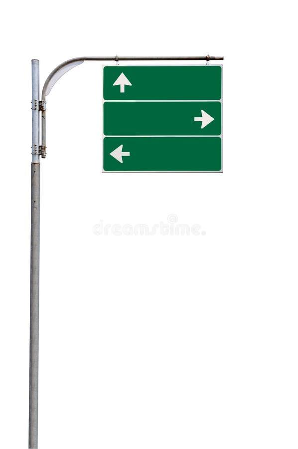 Poteau de signalisation photos stock