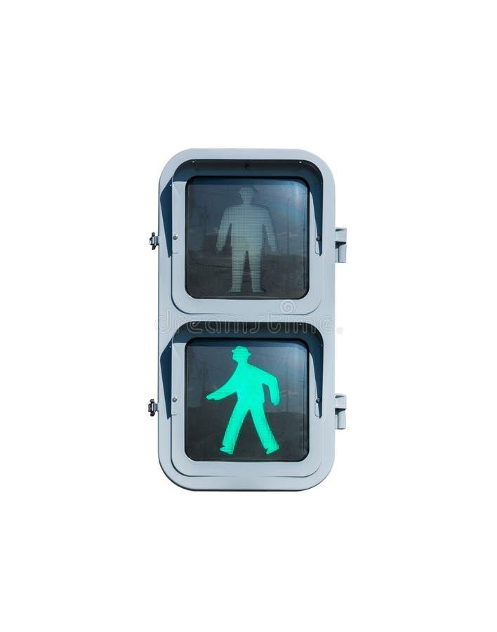 Poteau de signalisation de marche Keep photo stock