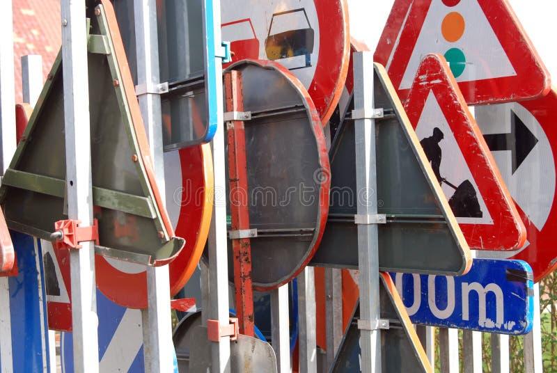 Download Poteaux De Signalisation Photo libre de droits - Image: 4489045