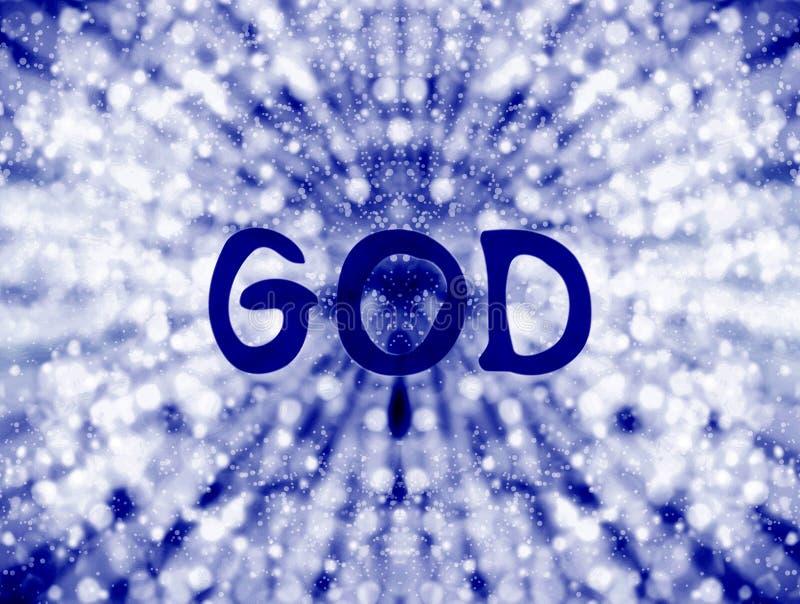 Potencia de dios imágenes de archivo libres de regalías