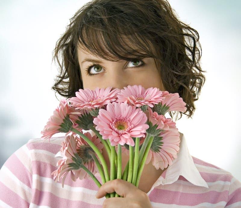 Potencia de flor 3 fotos de archivo libres de regalías