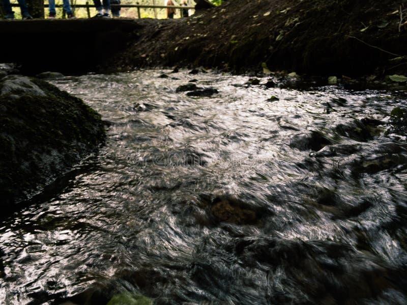 Potencia del agua fotografía de archivo