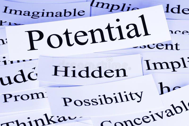 Download Potential Concept Royalty Free Stock Photography - Image: 26923007
