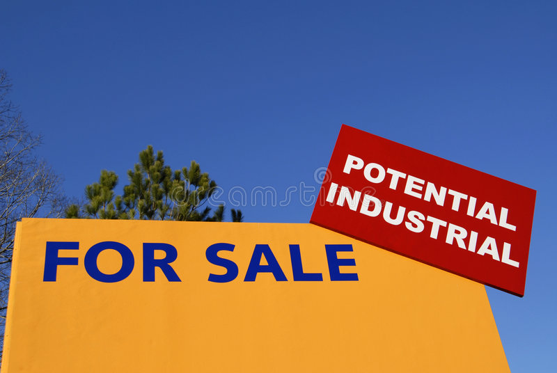 Potential Industrial Stock Image
