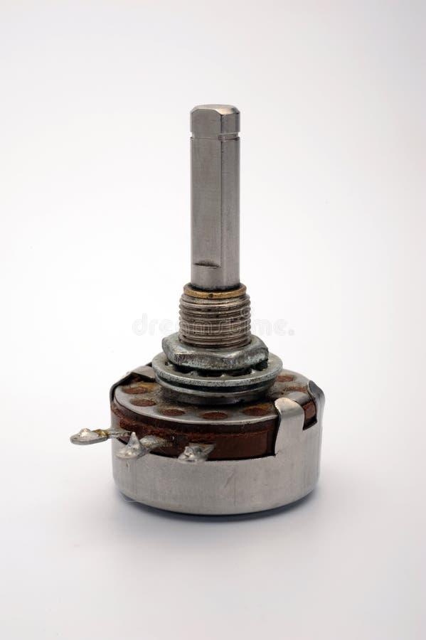 Potentiometer stock photography