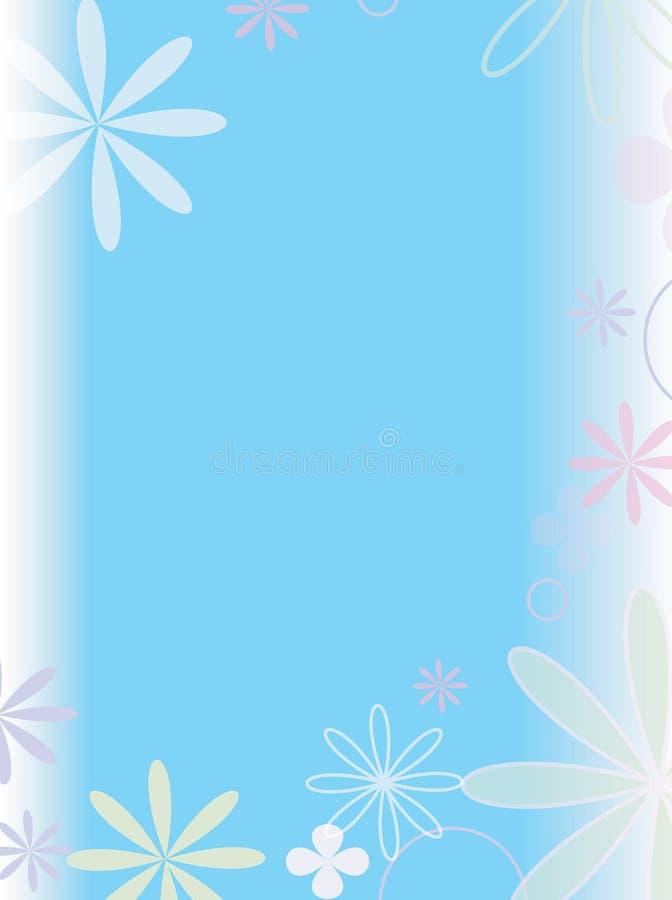 Potenza di fiore 1 illustrazione vettoriale