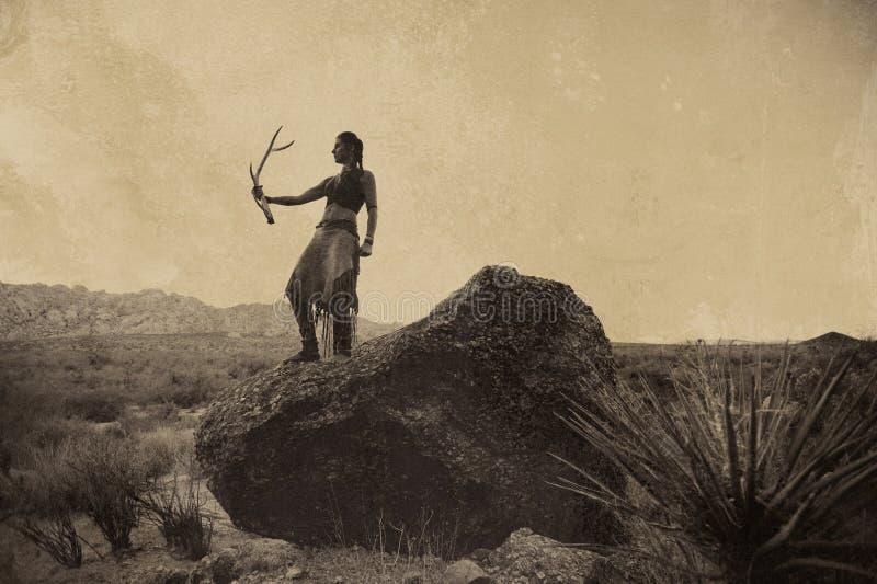 Potere mistico fotografia stock libera da diritti