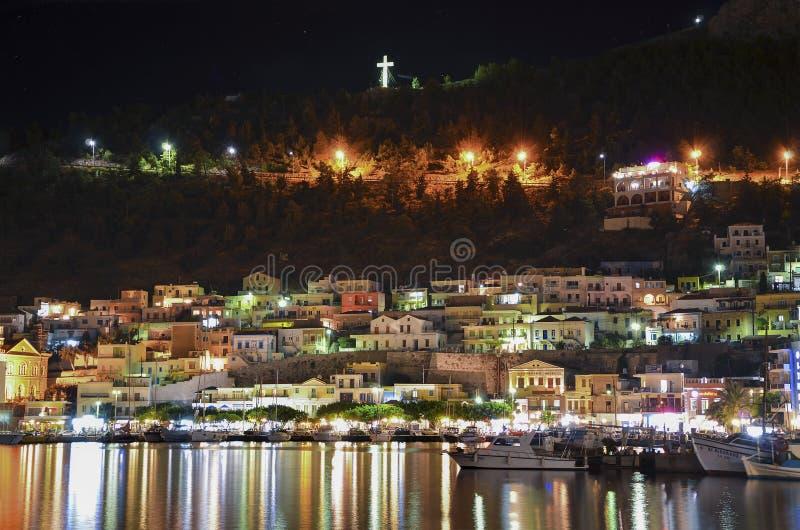 Pothia, Kalymnos στοκ φωτογραφίες με δικαίωμα ελεύθερης χρήσης