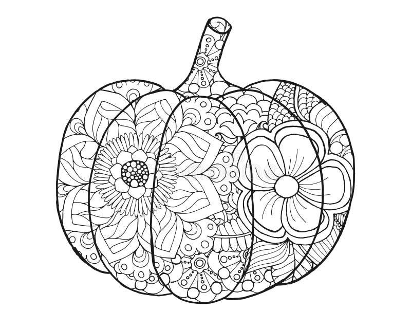 Download Potiron illustration de vecteur. Illustration du graphismes - 77162777
