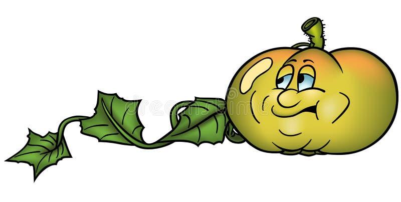 potiron illustration de vecteur