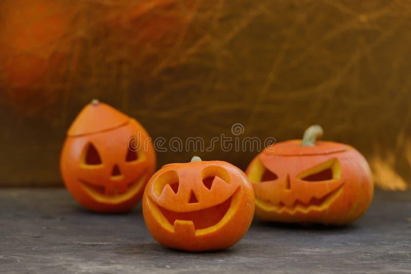 Download Potiron De Halloween Sur Les Planches En Bois Photo stock - Image du fond, effrayant: 45361408