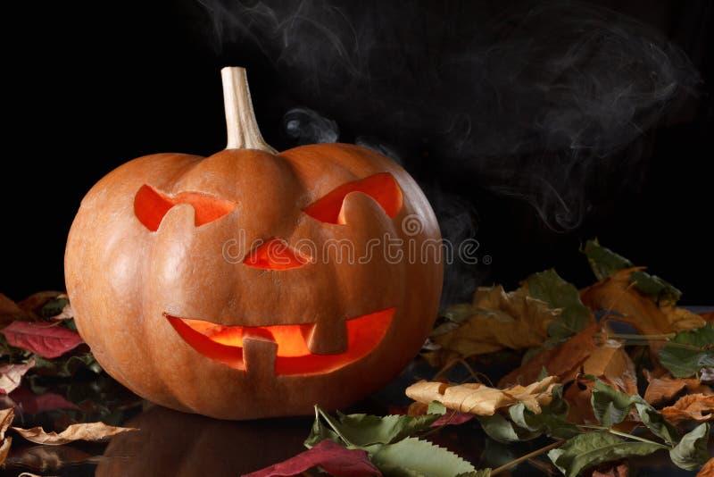 Potiron Halloween photo stock