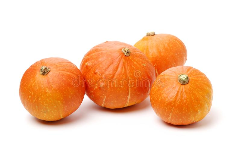 Potiron orange image stock