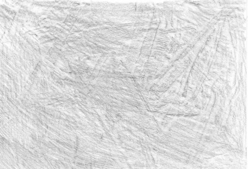 Potloodachtergrond met natuurlijke houtskooltextuur van document royalty-vrije stock afbeeldingen