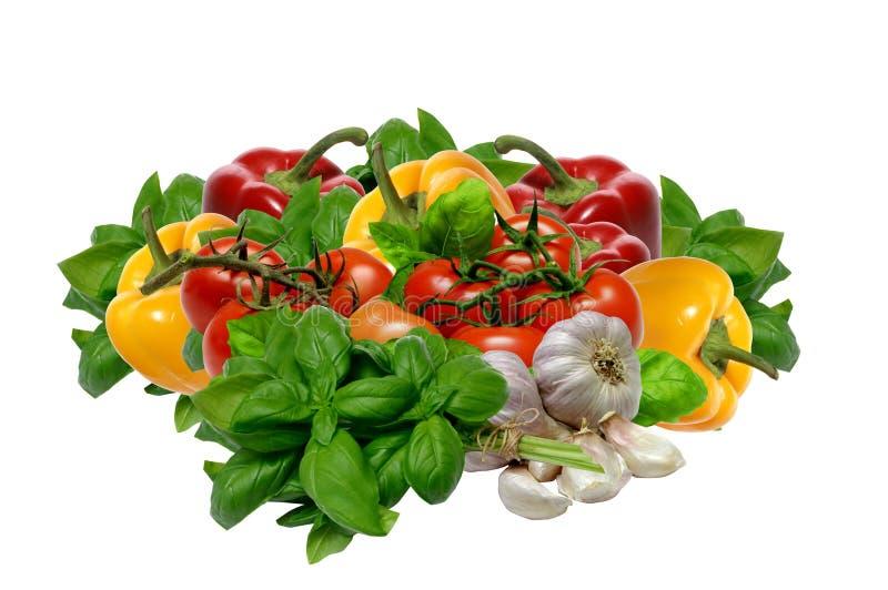 Download Poto stock image. Image of fresh, garlic, basil, cook - 23496571