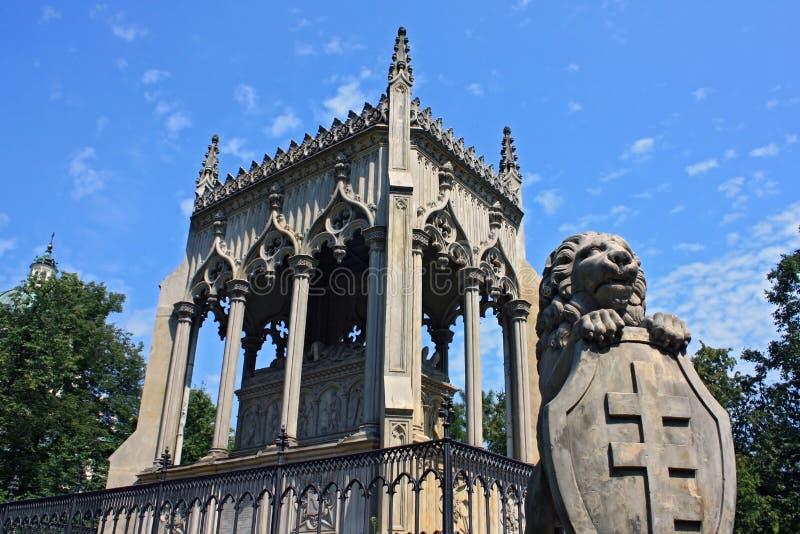 Download Potocki mausoleum stock photo. Image of grave, poland - 15398234