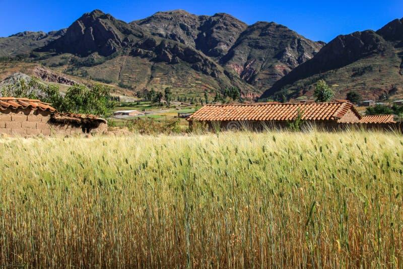 Potolo, Sucre, Bolivië royalty-vrije stock foto's