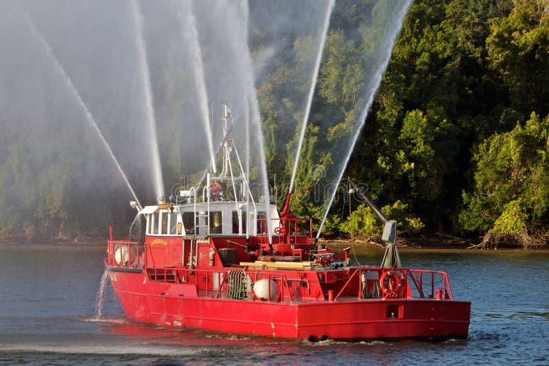 potomac πυροσβεστικών πλοίων π&omi στοκ εικόνες
