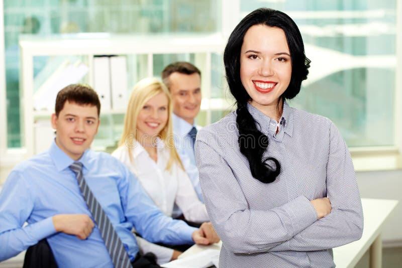 Download Potomstwa w biznesie zdjęcie stock. Obraz złożonej z biznes - 28967354