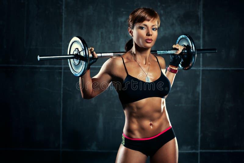 Potomstwo sportów kobieta obrazy stock