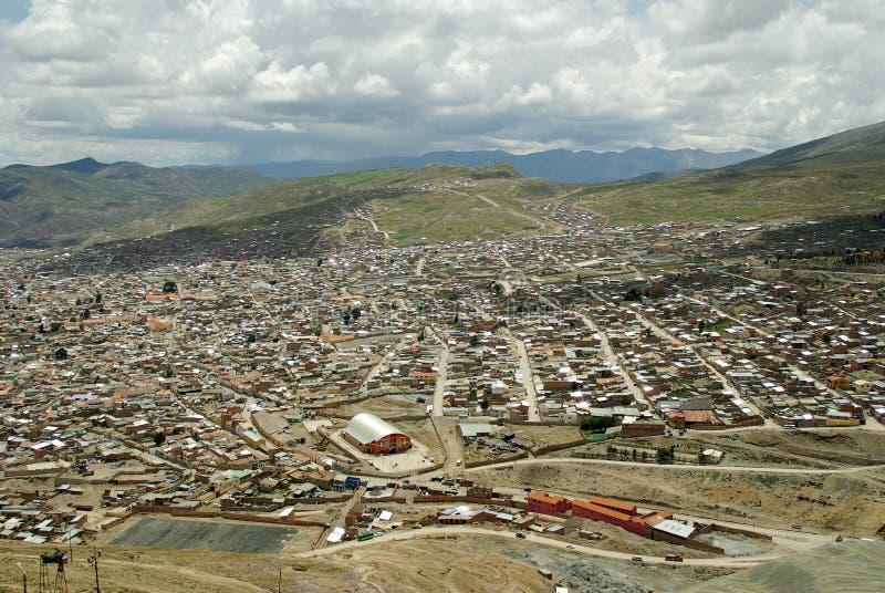Potosi, Bolivia fotos de archivo libres de regalías