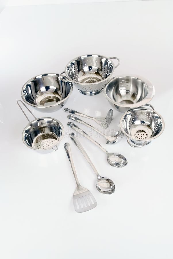 Download Pots and pans stock image. Image of kitche, saucepan - 12770861