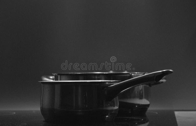 Pots On Stove Free Public Domain Cc0 Image